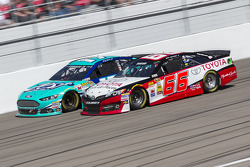 Jeff Burton and Ricky Stenhouse Jr.