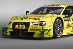 Mike Rockenfeller's 2014-spec Audi RS 5 DTM