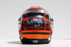The helmet of Jules Bianchi, Marussia F1 Team