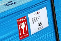 Scuderia Toro Rosso freight