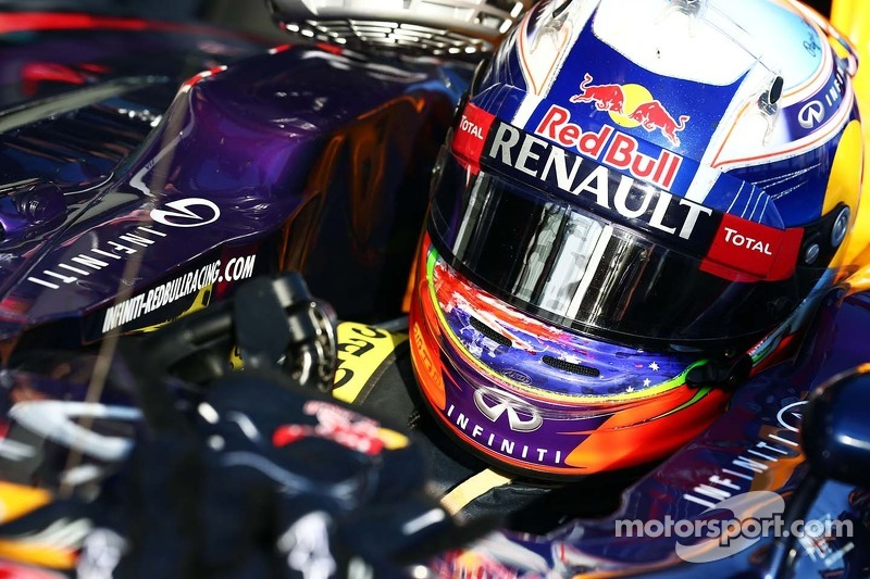 Daniel Ricciardo, Red Bull Racing RB10.