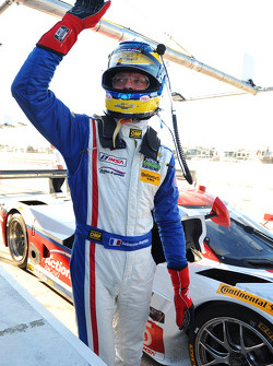 P class polesitter Sébastien Bourdais