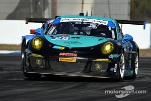 #28 Dempsey Racing Porsche 911 GT America: Christian Engelhart, Rolf Ineichen, Klaus Bachler, Franz Konrad
