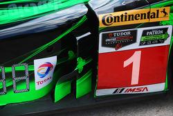 #1 Extreme Speed Motorsports HPD ARX-03b Honda detail