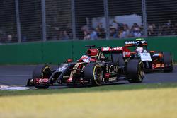 Romain Grosjean, Lotus F1 Team  16