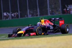 Daniel Ricciardo, Red Bull Racing  16