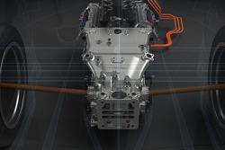The Toyota TS040 Hybrid - hybrid system