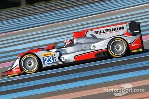 #23 Millennium Racing ORECA 03-Nissan: Shinji Nakano