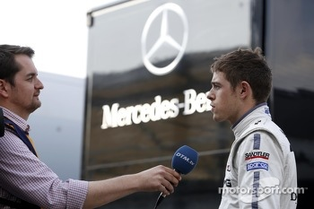Paul Di Resta, Mercedes AMG DTM-Team HWA