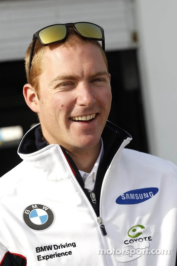 Maxime Martin, BMW Team RMG, Portrait