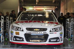 Car of Dale Earnhardt Jr., Hendrick Motorsports Chevrolet