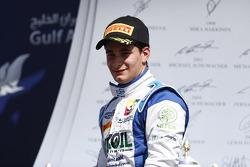Second place Julian Leal