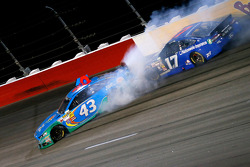 Trouble for Aric Almirola and Ricky Stenhouse Jr.