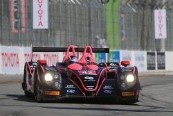 #42 Oak Racing Morgan Nissan: Olivier Pla, Gustavo Yacaman