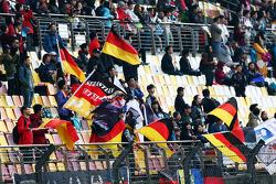 Sebastian Vettel, Red Bull Racing fans