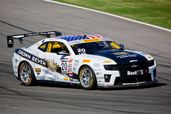 #20 BestIT Racing Chevrolet Camaro: Andy Lee
