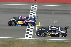 Mattias Ekstrom, Audi Sport Team Abt Sportsline, Audi RS 5 DTM, Adrien Tambay, Audi Sport Team Abt, Audi RS 5 DTM,