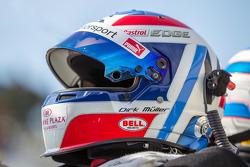 Dirk Müller's helmet