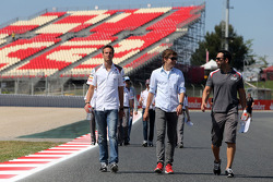 Giedo van der Garde, third driver, Sauber F1 Team