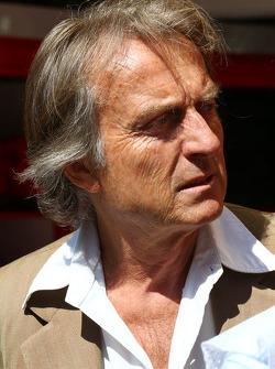 F1: Luca di Montezemolo, Ferrari President
