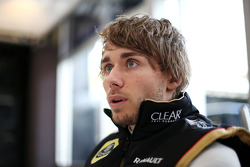 Charles Pic, Third Driver, Lotus F1 Team