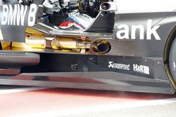 BMW M4 DTM Detail