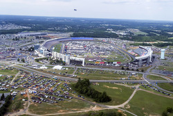 Charlotte motor speedway open to hosting truck race at for Charlotte motor speedway campground