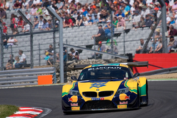 #30 BMW Sports Trophy Team Brasil BMW Z4: Matheus Stumpf, Valdeno Brito