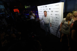 Jeremy Clarkson, Top Gear TV Presenter at the Amber Lounge Fashion Show