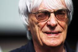 F1: Bernie Ecclestone