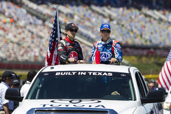 James Buescher and Trevor Bayne