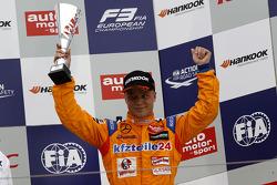Podium, 3rd Felix Rosenqvist