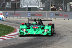 TUSC: #1 Extreme Speed Motorsports HPD ARX-03b: Scott Sharp, Ryan Dalziel