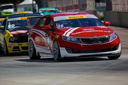 PWC: #38 Kia Racing/Kinetic Motorsports Kia Optima: Mark Wilkins
