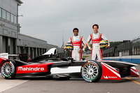 Mahindra Racing shakedown