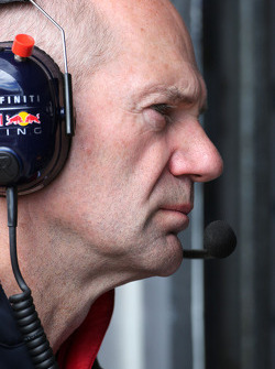 F1: Adrian Newey, Red Bull Racing Chief Technical Officer