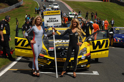 Wix Racing Grid Girls