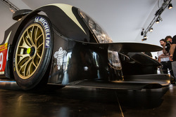 Lotus T129 LMP1 presentation: the new Lotus T129 LMP1 detail