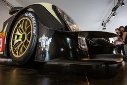 Lotus T129 LMP1 presentation: the new Lotus T129 LMP1 detail