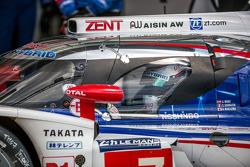 #7 Toyota Racing Toyota TS 040 - Hybrid: Stéphane Sarrazin