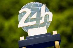 The 24 Hours of Le Mans winning trophy