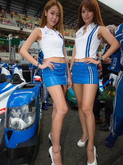 The lovely KCMG girls