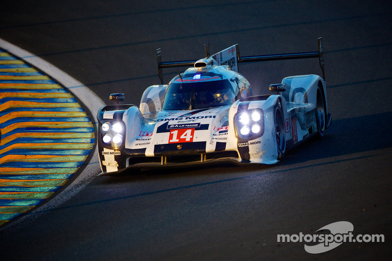 2014: A tough time in the 24 Hours of Le Mans