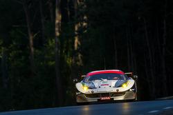 LEMANS: #52 RAM Racing Ferrari 458 Italia: Matt Griffin, Alvaro Parente, Federico Leo