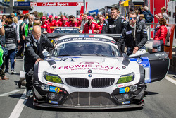 #20 Schubert Motorsport BMW Z4 GT3