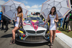 The Marc VDS Racing girls