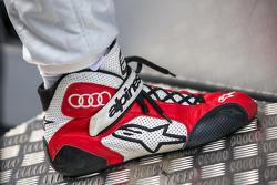 Andre Lotterer's foot