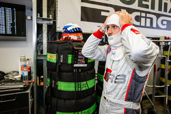 Markus Winkelhock gets ready for his last stint