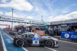 #20 Schubert Motorsport BMW Z4 GT3: Jens Klingmann, Dominik Baumann, Claudia Hürtgen, Martin Tomczyk heads back to track
