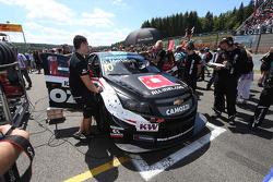 Gianni Morbidelli, Chevrolet RML Cruze TC1, ALL-INKL.COM Munnich Motorsport